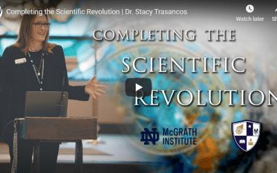 Completing the Scientific Revolution