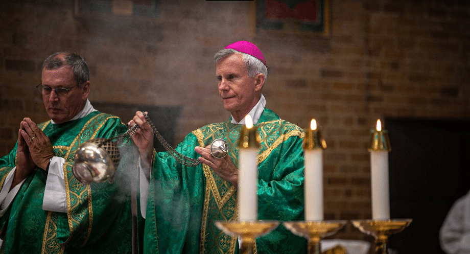 Bishop Strickland Reflects on the 11th Sunday in Ordinary Time
