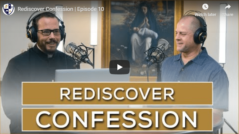 Rediscover Confession