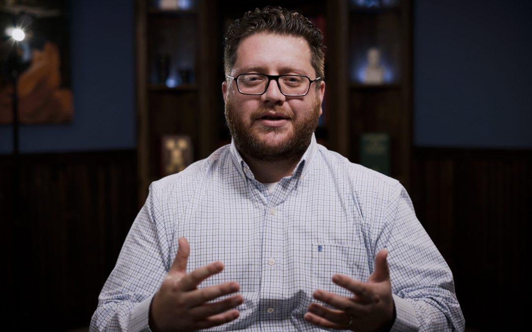 Luke Arredondo Leads Understanding Confession Webinar