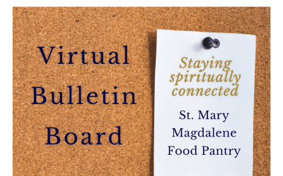 St. Mary Magdalene Food Pantry