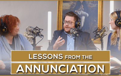 Lessons from the Annunciation