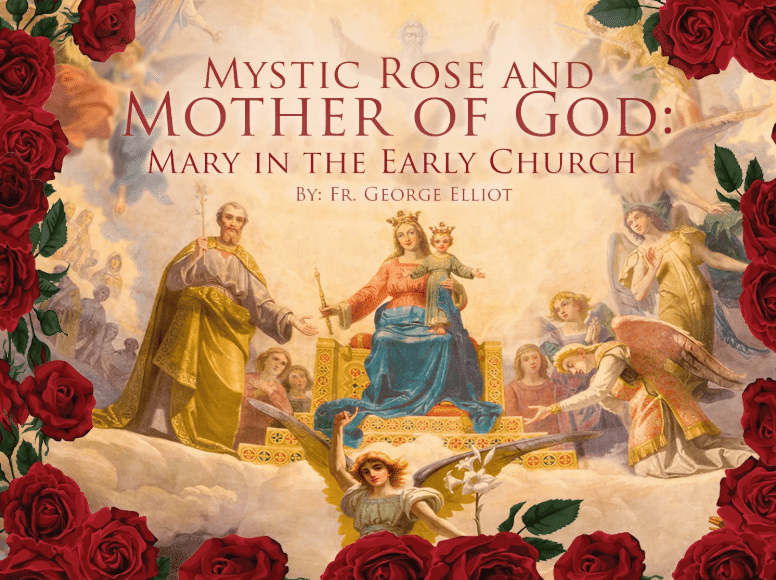 Mystical Rose and Mother of God