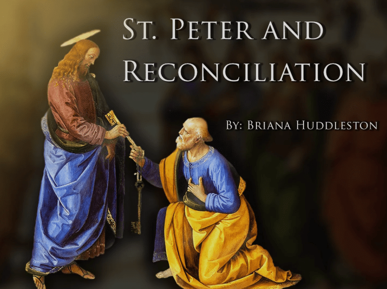 St. Peter and Reconciliation