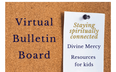Divine Mercy Resources for Kids