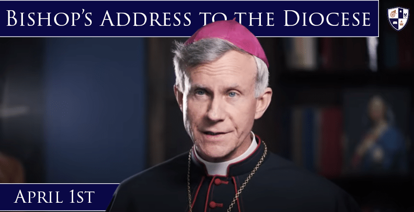 Bishop's Address to the Diocese | April 1st