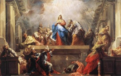 """You Will be my Witnesses"": How Pentecost Helps us Understand the Mission of Confirmation"