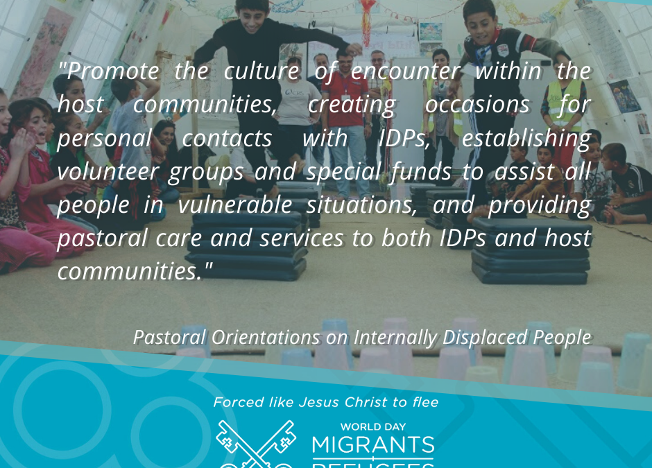 World Day of Migrants and Refugees