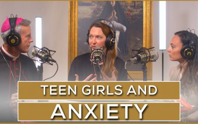 Teen Girls and Anxiety