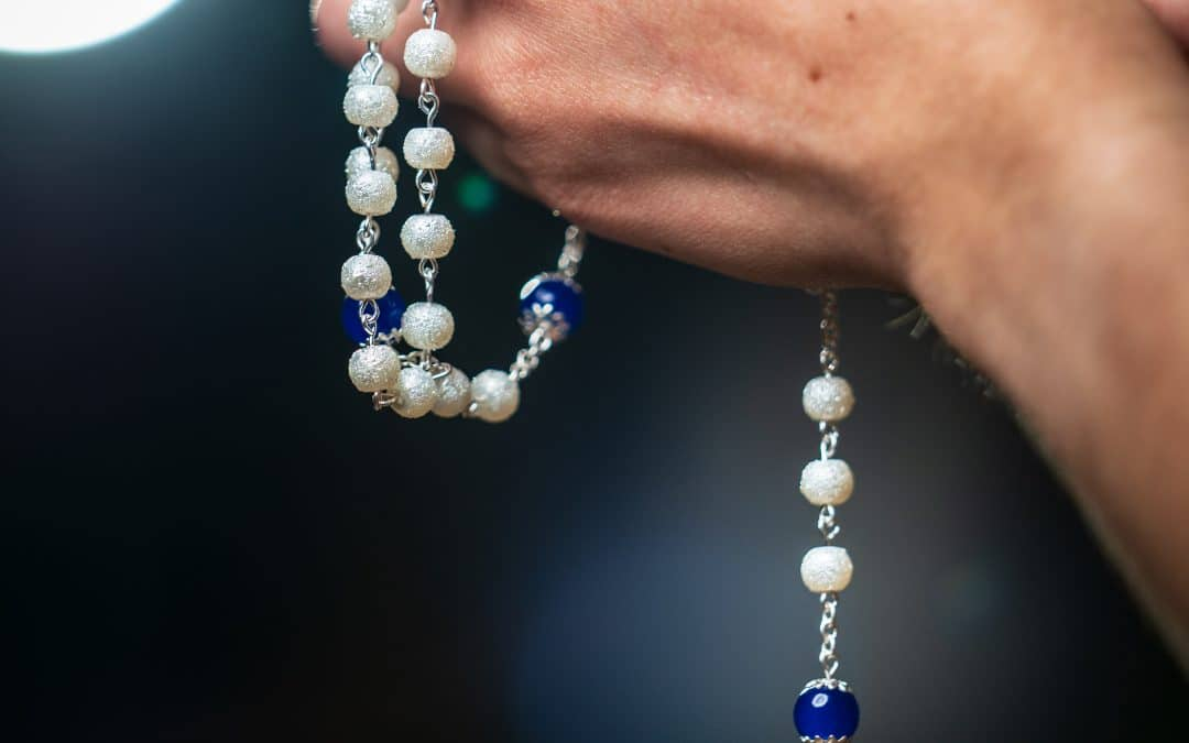 Join Bishop Strickland in Praying the Rosary on August 15