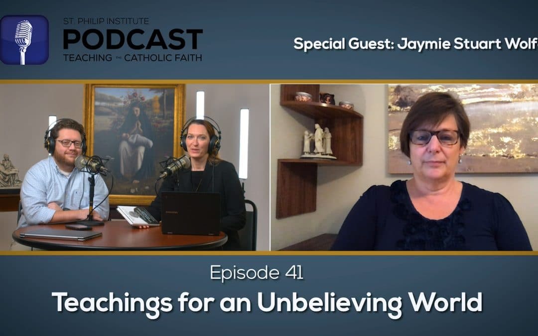 Teachings for an Unbelieving World