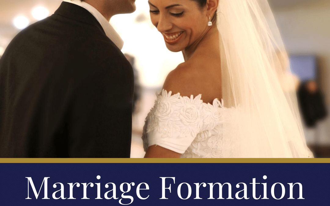 Summer Marriage Formation Coordinator Workshop