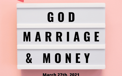 God, Marriage, & Money Online Workshop for Couples